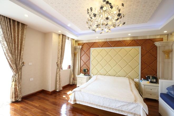 Ngôi nhà 'triệu đô' với đá hoa cương của đại gia Quảng Ninh - ảnh 8