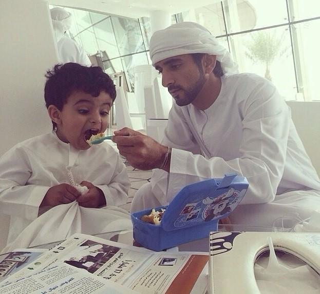 Cuộc sống giàu sang của 'dân chơi nhí' Dubai - ảnh 9