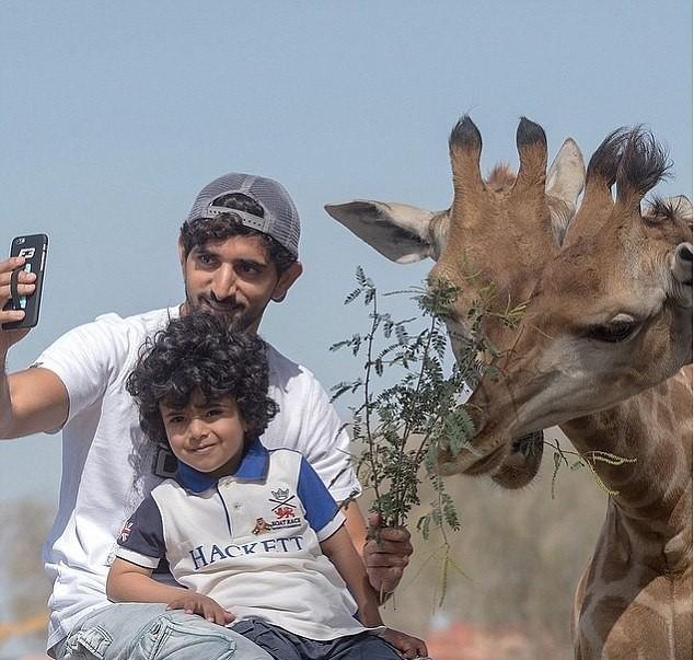 Cuộc sống giàu sang của 'dân chơi nhí' Dubai - ảnh 11