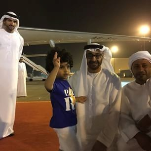 Cuộc sống giàu sang của 'dân chơi nhí' Dubai - ảnh 12