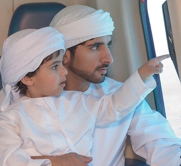 Cuộc sống giàu sang của 'dân chơi nhí' Dubai - ảnh 5