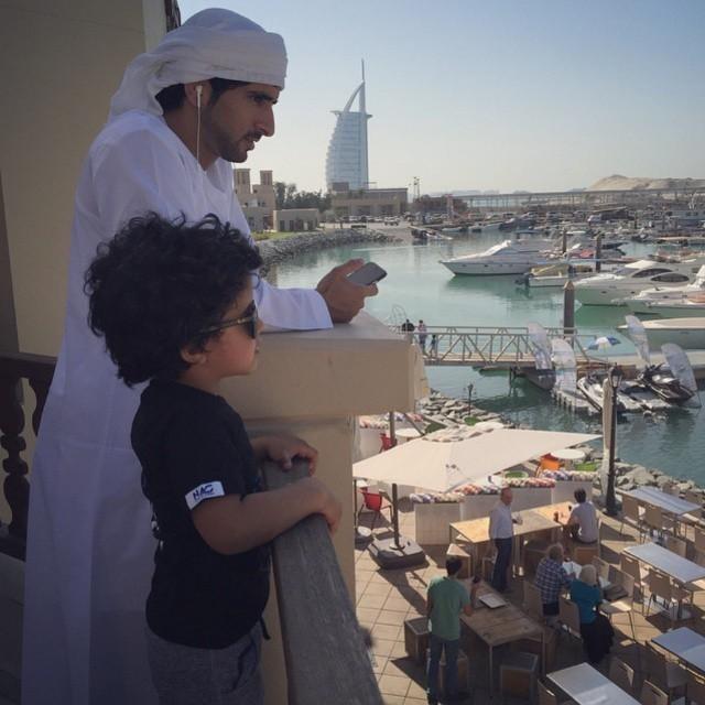 Cuộc sống giàu sang của 'dân chơi nhí' Dubai - ảnh 8