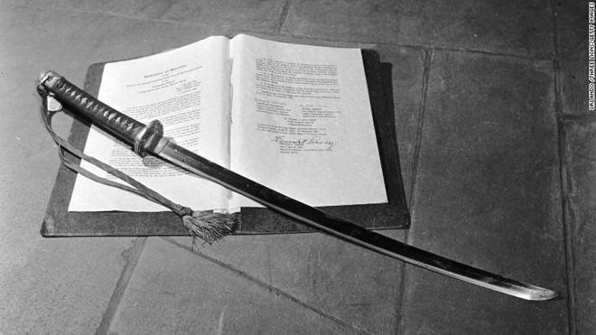 Sức mạnh huyền bí của thanh kiếm võ sĩ đạo Nhật Bản - ảnh 10