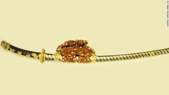 Sức mạnh huyền bí của thanh kiếm võ sĩ đạo Nhật Bản - ảnh 1
