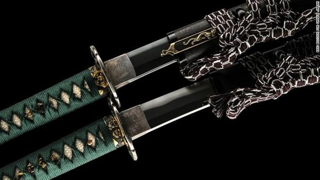 Sức mạnh huyền bí của thanh kiếm võ sĩ đạo Nhật Bản - ảnh 2