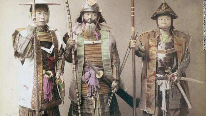 Sức mạnh huyền bí của thanh kiếm võ sĩ đạo Nhật Bản - ảnh 5