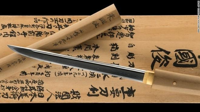 Sức mạnh huyền bí của thanh kiếm võ sĩ đạo Nhật Bản - ảnh 9