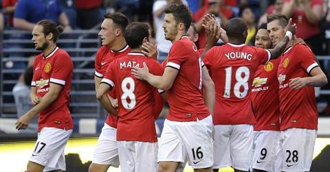 HLV Van Gaal nức nở khen tân binh sau trận thắng Club America - ảnh 2