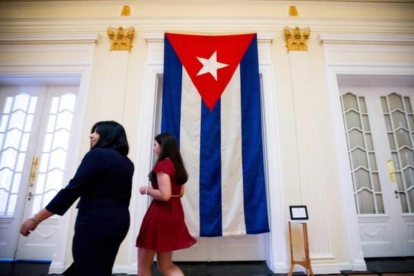 Bên trong Đại sứ quán của Cuba tại Mỹ - ảnh 3
