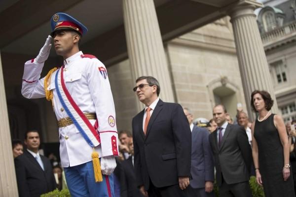 Bên trong Đại sứ quán của Cuba tại Mỹ - ảnh 6