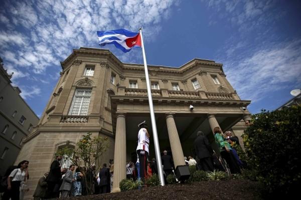 Bên trong Đại sứ quán của Cuba tại Mỹ - ảnh 7