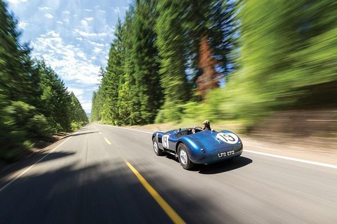 """""""Xế cụ"""" Jaguar 1953 giá 12 triệu đô sắp lên sàn - ảnh 10"""