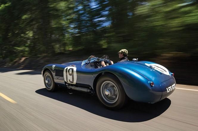 """""""Xế cụ"""" Jaguar 1953 giá 12 triệu đô sắp lên sàn - ảnh 1"""