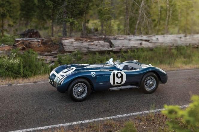 """""""Xế cụ"""" Jaguar 1953 giá 12 triệu đô sắp lên sàn - ảnh 2"""