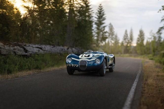 """""""Xế cụ"""" Jaguar 1953 giá 12 triệu đô sắp lên sàn - ảnh 8"""