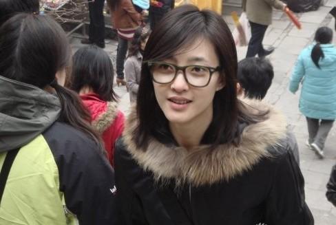 Nhan sắc 'Mỹ nhân mặt mộc đẹp nhất Trung Quốc' - ảnh 4