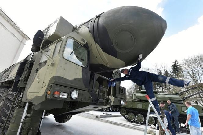 Sức mạnh khủng khiếp của tên lửa đạn đạo Topol - ảnh 11