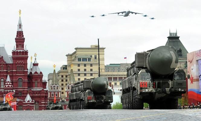 Sức mạnh khủng khiếp của tên lửa đạn đạo Topol - ảnh 12