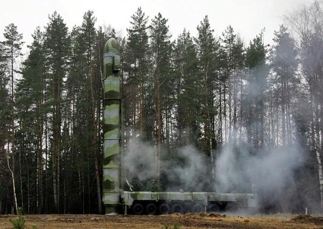 Sức mạnh khủng khiếp của tên lửa đạn đạo Topol - ảnh 2