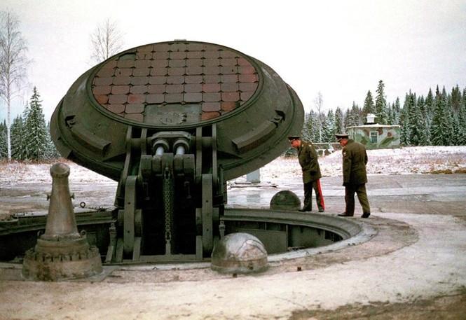Sức mạnh khủng khiếp của tên lửa đạn đạo Topol - ảnh 3