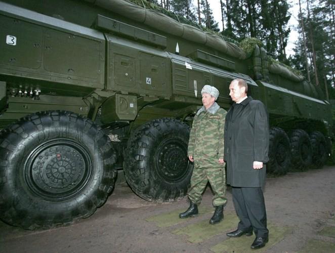 Sức mạnh khủng khiếp của tên lửa đạn đạo Topol - ảnh 5