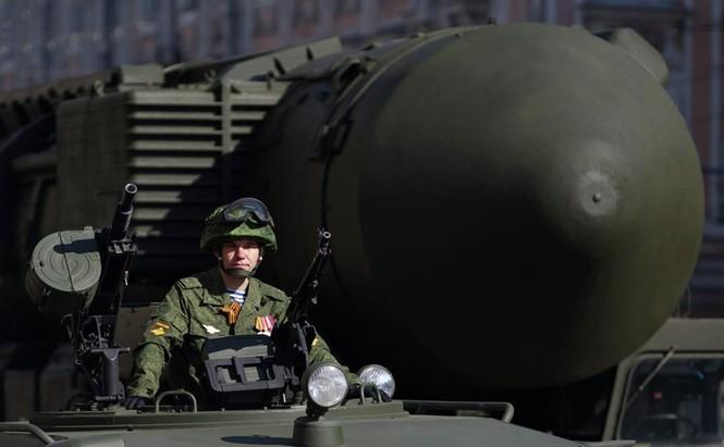 Sức mạnh khủng khiếp của tên lửa đạn đạo Topol - ảnh 7