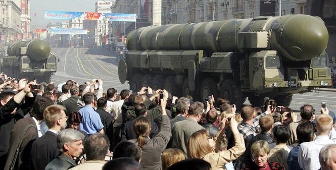 Sức mạnh khủng khiếp của tên lửa đạn đạo Topol - ảnh 8