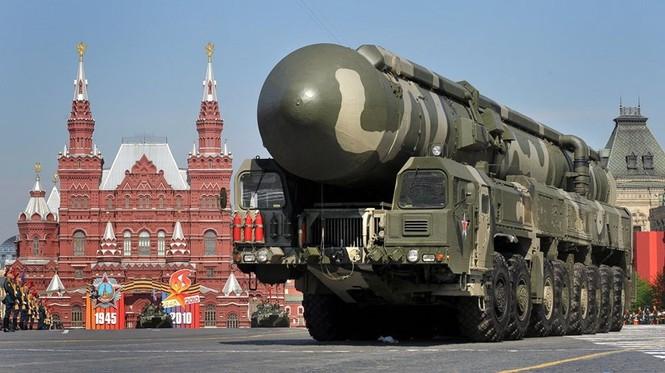 Sức mạnh khủng khiếp của tên lửa đạn đạo Topol - ảnh 9