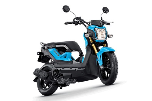 Chi tiết Honda Zoomer-X 2016, giá 1.600 USD - ảnh 6