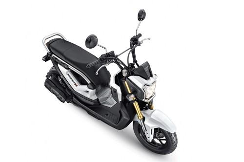 Chi tiết Honda Zoomer-X 2016, giá 1.600 USD - ảnh 7