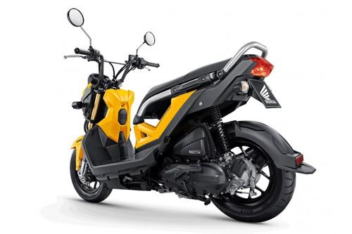 Chi tiết Honda Zoomer-X 2016, giá 1.600 USD - ảnh 8