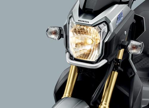 Chi tiết Honda Zoomer-X 2016, giá 1.600 USD - ảnh 2