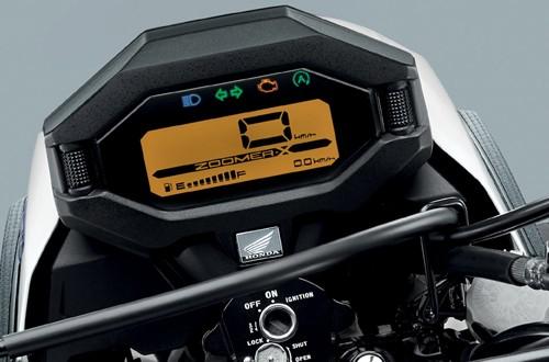Chi tiết Honda Zoomer-X 2016, giá 1.600 USD - ảnh 3