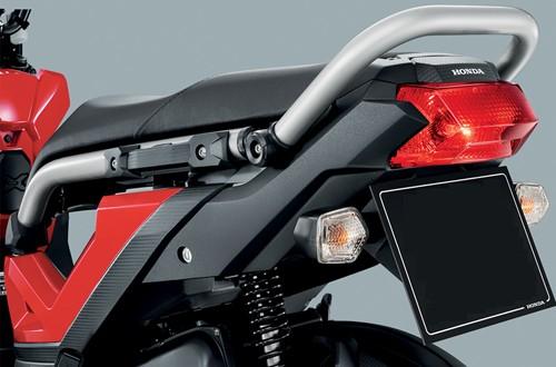 Chi tiết Honda Zoomer-X 2016, giá 1.600 USD - ảnh 4