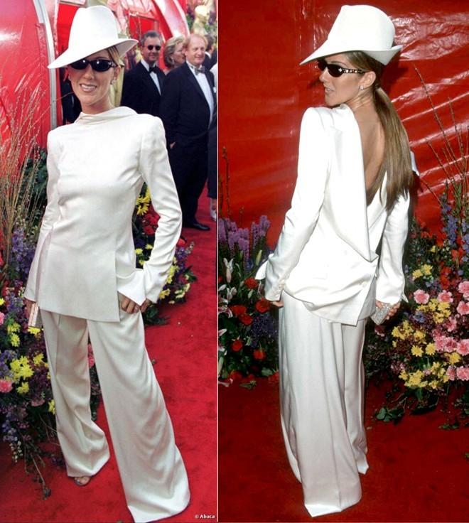 Những váy áo mỹ nhân gây xôn xao thế giới - ảnh 5