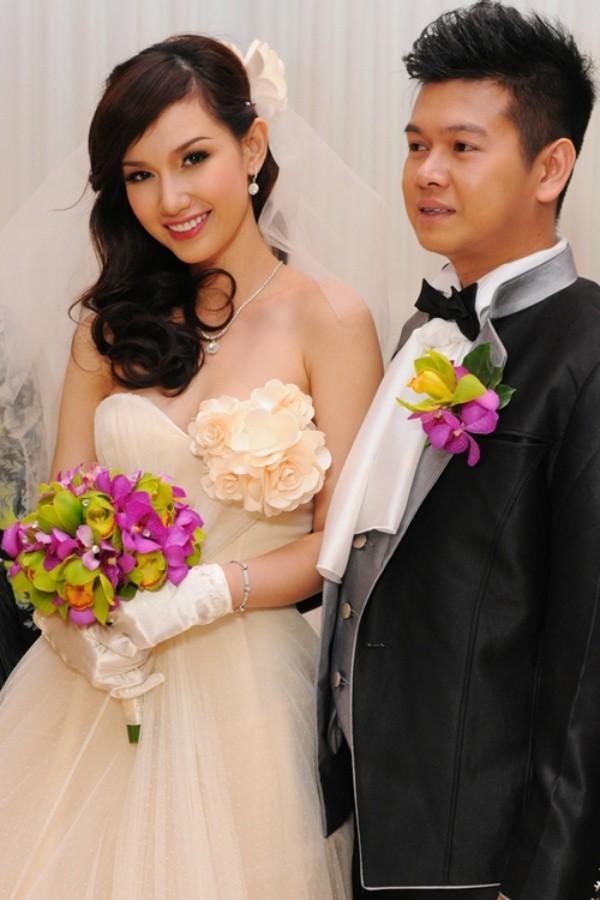 Những cuộc hôn nhân ngắn chẳng tày gang của sao Việt - ảnh 1