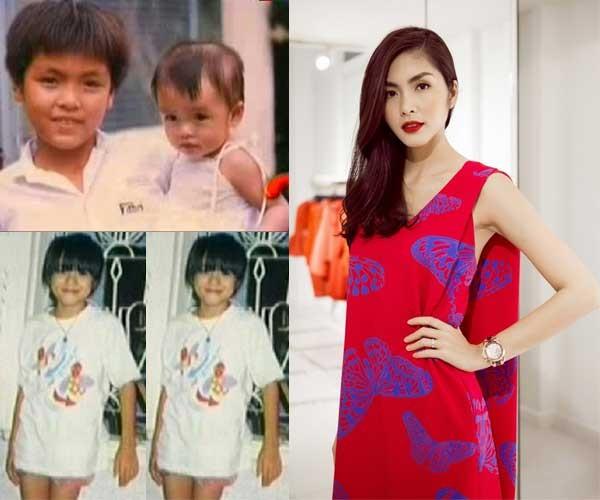 Tuổi thơ khốn khó ít người biết của sao Việt - ảnh 3