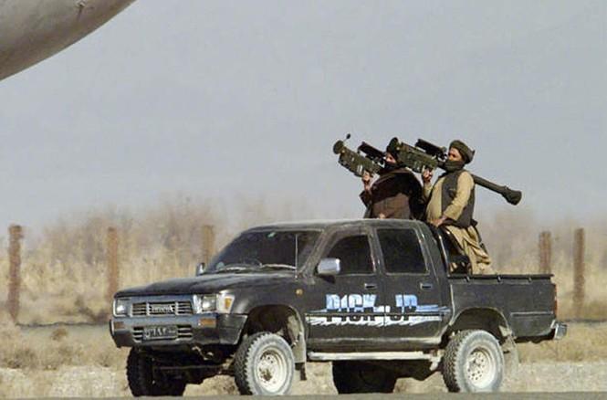 Không quân Nga cần dè chừng vũ khí nào của IS? - ảnh 6