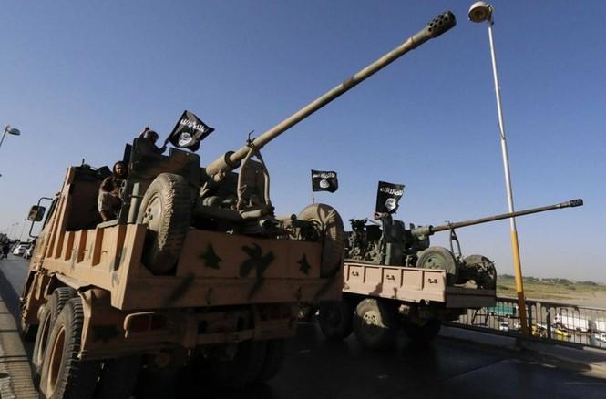Không quân Nga cần dè chừng vũ khí nào của IS? - ảnh 8