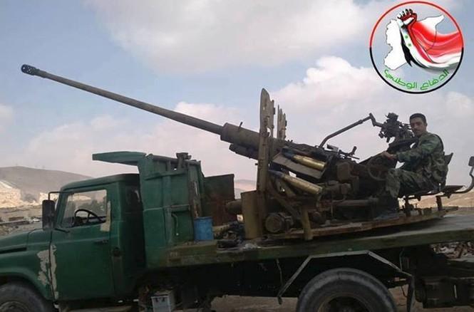 Không quân Nga cần dè chừng vũ khí nào của IS? - ảnh 9