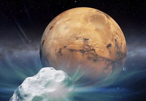 Trỗi dậy tham vọng chinh phục sao Hỏa - ảnh 1