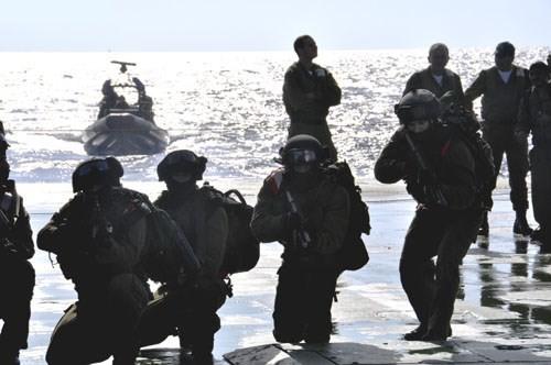 Giải mã lực lượng đặc biệt thiện chiến nhất của Israel - ảnh 3