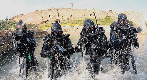 Giải mã lực lượng đặc biệt thiện chiến nhất của Israel - ảnh 5
