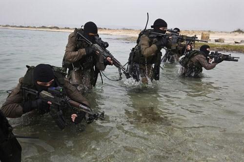 Giải mã lực lượng đặc biệt thiện chiến nhất của Israel - ảnh 6