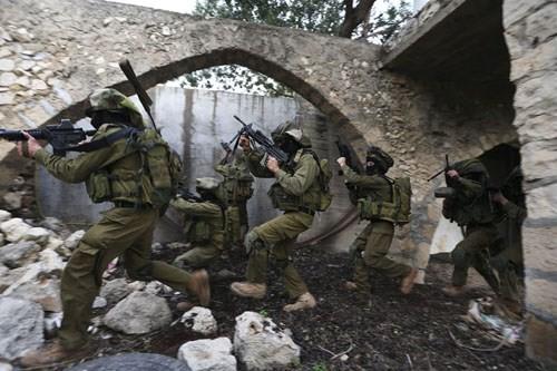 Giải mã lực lượng đặc biệt thiện chiến nhất của Israel - ảnh 9