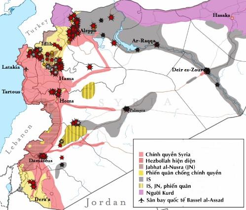 Hé lộ kế hoạch B của ông Putin trong cuộc chiến Syria - ảnh 1