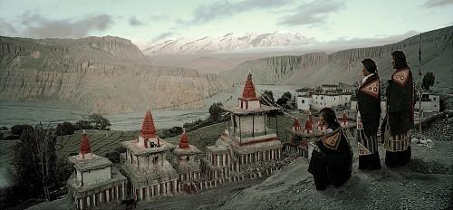 Lạ kỳ bộ tộc anh em lấy chung vợ ở Tây Tạng - ảnh 5