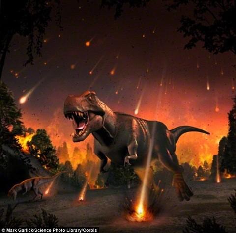Hé lộ bí ẩn triệu năm bên trong mỏ hóa thạch khủng long - ảnh 1