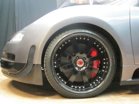Bugatti Veyron hàng nhái giá bằng 3 chiếc Camry đời mới - ảnh 13