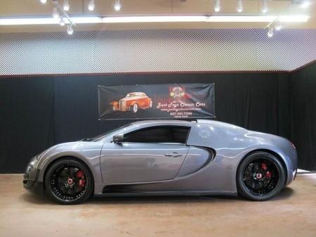 Bugatti Veyron hàng nhái giá bằng 3 chiếc Camry đời mới - ảnh 2